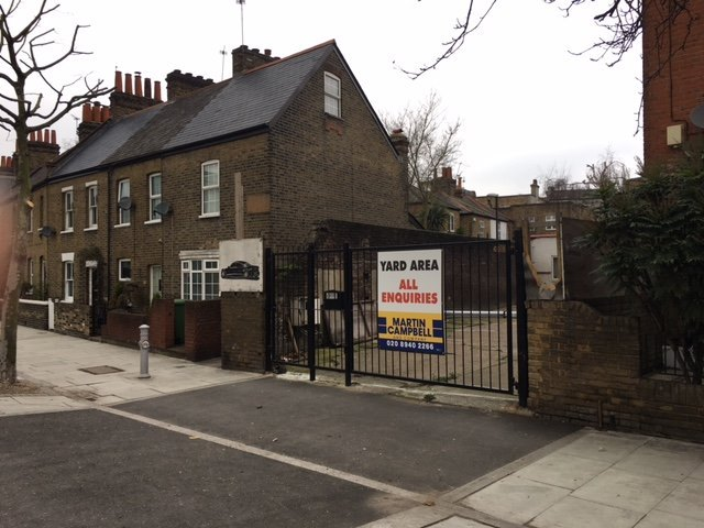 47a Lower Mortlake Road, (Yard Area), Richmond upon Thames, TW9 2LW