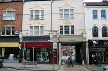 Rooms 3-5, 1st Floor, 38-42 Fife Road, Kingston upon Thames, KT1 1SU