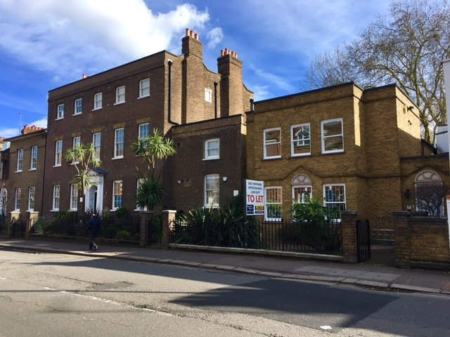 Berkeley House, 85 Sheen Road, Richmond Upon Thames, TW9 1YJ
