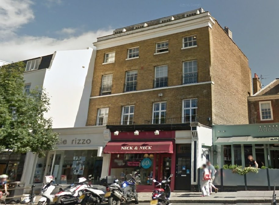2nd Floor Office, 20 Hill Rise, Richmond Upon Thames, TW10 6UA