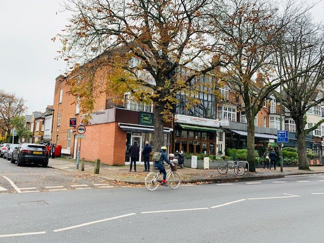 112 Kew Road, Richmond upon Thames, TW9 2PQ