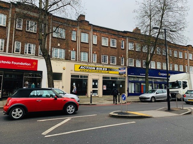 437-439 Upper Richmond Road West, East Sheen, SW14 7PJ